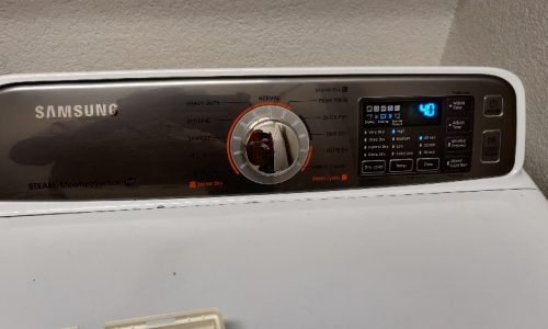 Repair of dryer Samsung (replacement control board) in Freehold Township, NJ